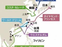 日本近海、入港拒否された新型コロナ豪華客船で溢れかえるwwwwww 日本完全包囲wwwww