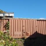 『放置貨車 ワム80000形ワム285425』の画像