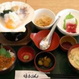 『JAL×はんつ遠藤コラボ企画【青森編2】2日め・あおもり定食(いかめしや烹鱗)』の画像