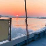 『春の大阪港、潮の色が悪すぎる件。』の画像
