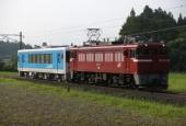 『2014/6/26~27運転 キハ101-3配給』の画像