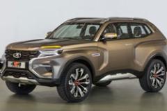 ロシアのラーダが新型コンセプトカーを発表! ご覧あれ