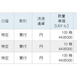 『【KO】不人気優良株のコカ・コーラ株を110万円分買い増したよ!』の画像