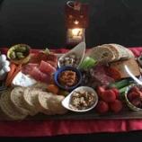 『クリスマスパーティーフード 前菜の盛り合わせ』の画像
