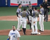 【阪神】高橋が苦しい立ち上がり 好相性の中日に初回2失点