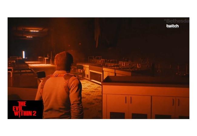 【サイコブレイク2】冒頭のプレイ動画公開!怖すぎワロタwwwwwwww