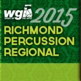 『【WGI】ドラム大会ハイライト! 2015年ウィンターガード・インターナショナル『バージニア州リッチモンド』大会抜粋動画です!』の画像