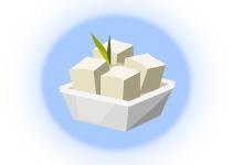 味噌汁の豆腐って木綿だよな?