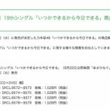 『【乃木坂46】『全45名』ひめたんがいなくなる事を実感・・・19thシングル商品概要が公開!!!』の画像