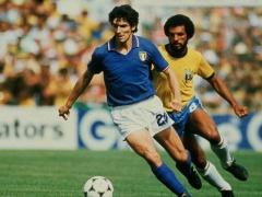 【訃報】サッカー元イタリア代表FWパオロ・ロッシさん、64歳で死去