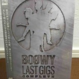 『BOOWY LAST GIGS COMPLETE [DVD]』の画像
