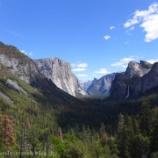 『サンフランシスコ旅行記10 最高の自然がそこにある、世界遺産ヨセミテ国立公園』の画像