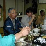『2001年 4月 7日 通常総会:弘前市・鍛治町消防団屯所』の画像
