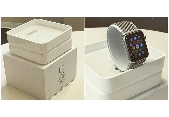 Apple Watchの箱リークきたぞ!かっこいいだろ?