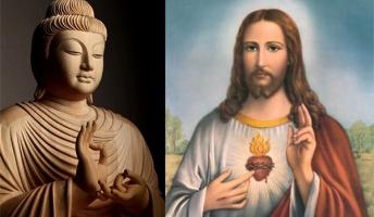 釈迦とキリストが口喧嘩したらどうなるの?
