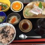 『今日の藤塚昼食(オープンスペシャル御膳)』の画像
