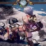 アーマー破壊された女性キャラクターの頭を超必殺技で踏みつけるアイヴィーが話題に。ソウルキャリバー6、10月18日より発売中!【Soul Calibur VI】