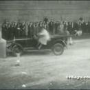 昔の車の衝突実験が凄すぎるw 人が乗ったまま衝突してた!? 海外の反応。