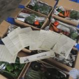 『佐渡の「ばあ」から夏野菜をお届けしました!』の画像