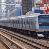 『京浜東北線のE235系導入と転属』の画像