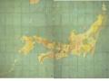 【画像】江戸初期の日本地図wwwwwwwwwww
