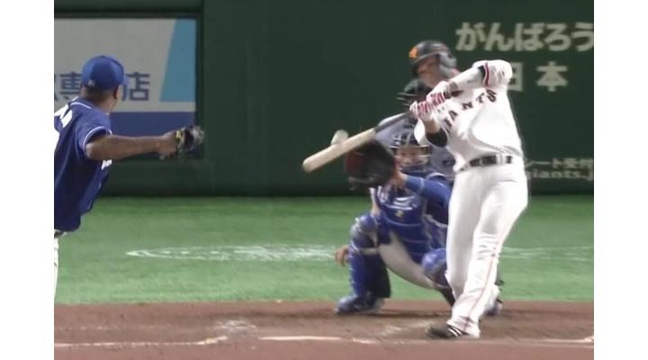 【 画像 】巨人・坂本が満塁HRを打ったコース!