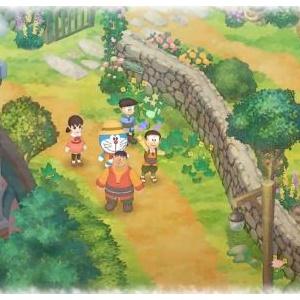 『Switch向け新作「ドラえもん のび太の牧場物語」が発表。発売は2019年内を予定』の画像