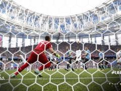 【 ウルグアイ vs フランス 】前半終了!ヴァランが先制のフランス!0-1で折り返す