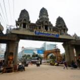 『バイバイ カンボジア!シェムリアップからバンコクへ陸路移動』の画像