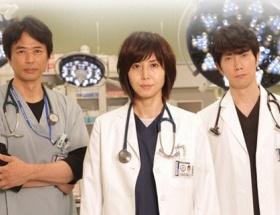 【ドラマ/視聴率】初回の視聴率は17.7%!!松嶋菜々子主演の「救命病棟24時」第5シリーズ