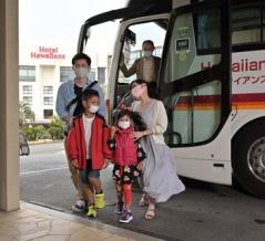 10/19は◯◯の日!無料送迎バスで楽々移動!