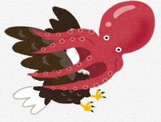 【動画あり】巨大タコさん、捕食しようとしてきたハクトウワシを返り討ちにしてしまう つええええええええええええええ