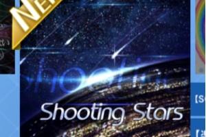 【ミリシタ】「Shooting Stars」が通常楽曲として登場!