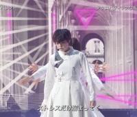 【欅坂46】欅ちゃんの新衣装、真っ白いいな!