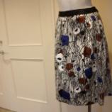 『DUAL VIEW(デュアルヴュー)ポピープリントスカート』の画像