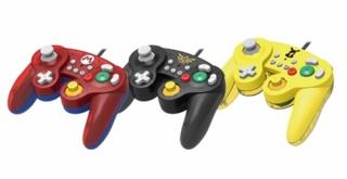 ホリからGC型「Nintendo Switch用ゲームパッド」が発売。「マリオ」「ゼルダ」「ピカチュウ」の3種類が登場!