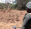 【緊急速報】 俺の予告通り小惑星が地球に激突 中米ニカラグア首都に巨大クレーター