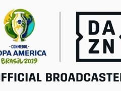 【 コパアメリカ 】「DAZN」が6/21の第2戦ウルグアイvs日本を「Yahoo! JAPAN」と「スポーツナビ」で無料配信!