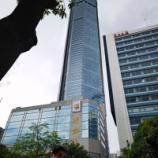 『【中国最新情報】「深センの超高層ビル、突然揺れが10分続き騒然に」』の画像