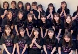 【乃木坂46】卒業発表者を除く各期の人数・・・減ったな・・・・・