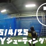 『【2015.4.25開催】定例ISKY.DEPOシューティングマッチ動画』の画像