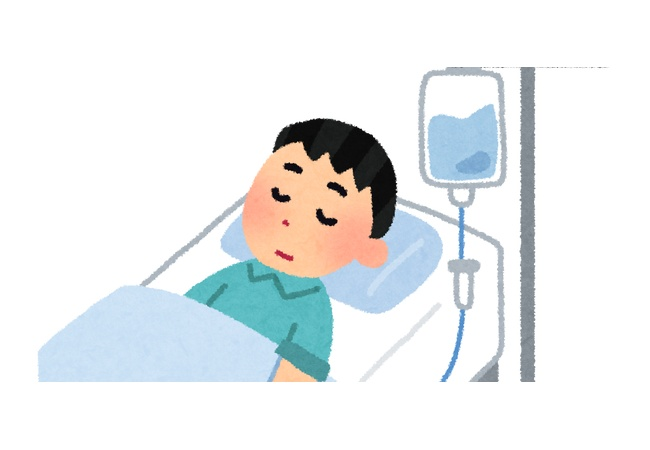 【悲報】日本政府「入院先ないから今後は中等症患者も自宅療養な!w」