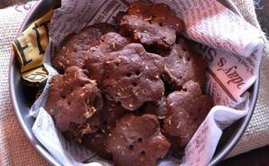 甘さ控えめ HMで作る簡単クッキー