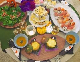 篠田麻里子が作ったハロウィン料理が凄いと話題にwwwwww