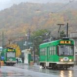 『札幌市電 8510形 2018秋』の画像