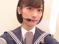 【欅坂46】井上梨名ちゃんのこの髪型が好きなやつwww