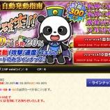 『日曜開始のキャンペーン(06月02日付)「パンダのSPminiは嬉しいな」』の画像