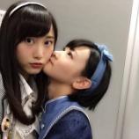 『【乃木坂46】生駒里奈と松井玲奈の再会の模様をご覧ください【SKE48】』の画像