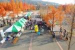 今日はクリスマスマルシェ!ゆるキャラもたくさん来るみたい〜12/17(日)スタードームのところで開催中!〜