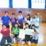『第39回TDK杯争奪春の卓球大会』の画像